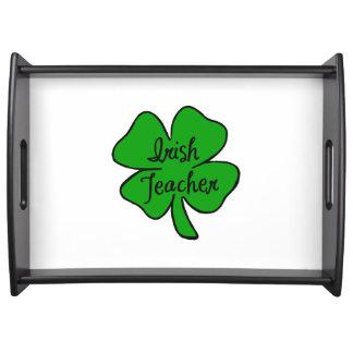 Irish Teacher Food Trays