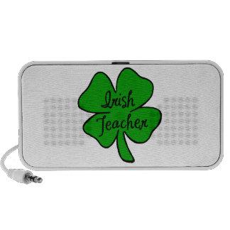 Irish Teacher Mp3 Speakers