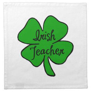Irish Teachers Napkins