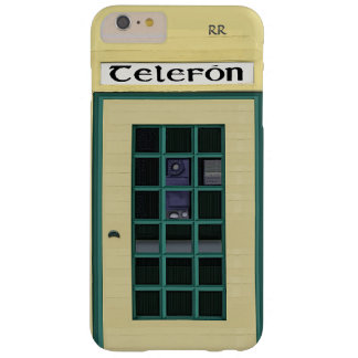 Irish Telephone Box on iPhone 6/6s Plus Case