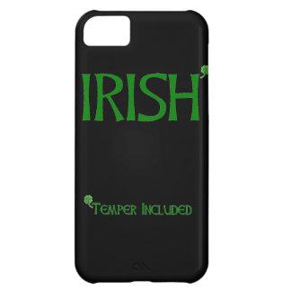 Irish Temper Included iPhone 5C Cover