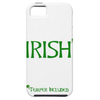 Irish Temper Included iPhone SE/5/5s Case