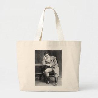 Irish Tenor John McCormack: 1910 Large Tote Bag