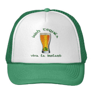 Irish Tequila - Viva la Ireland Trucker Hat