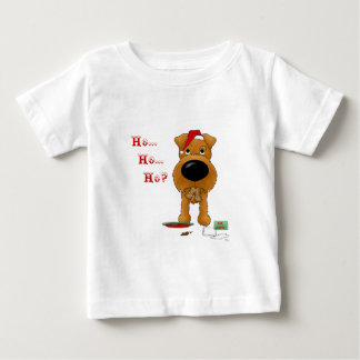 Irish Terrier Christmas T-shirts