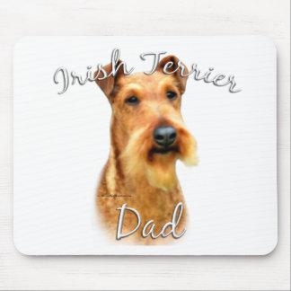Irish Terrier Dad 2 Mouse Pad