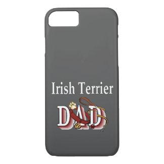Irish Terrier DAD Gifts iPhone 8/7 Case
