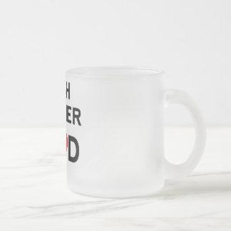 Irish Terrier Dad Coffee Mugs