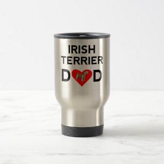 Irish Terrier Dad Mug
