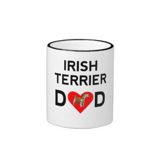 Irish Terrier Dad Coffee Mug