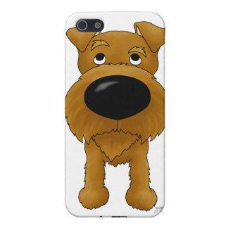 Irish Terrier iPhone 4 Case