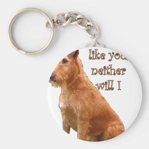 Irish Terrier Key Chains