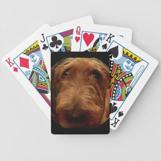 Irish Terrier Playing Cards