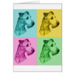 "Irish Terrier ""pop kind "" Card"