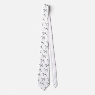 Irish Terrier Tie