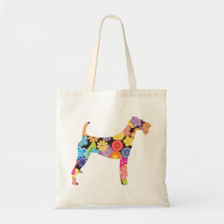 Irish Terrier Tote Bag