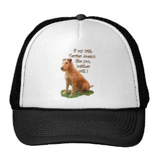 Irish Terrier Trucker Hat