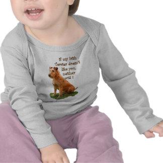 Irish Terrier T Shirts