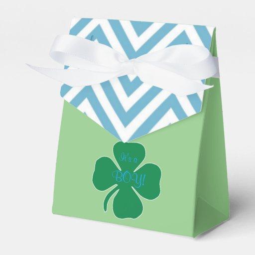 Baby Gift Boxes Ireland : Irish themed baby shower favor box zazzle