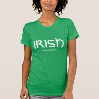 IRISH these were brains T Shirt