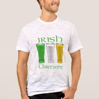 Irish Threesome shirt