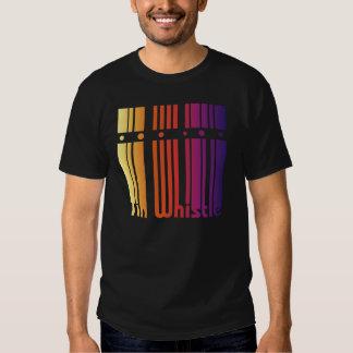 Irish Tin Whistle - multicolor Tee Shirt