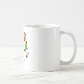 Irish to the Bone Coffee Mug