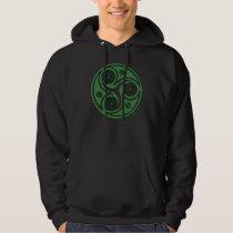 Irish Triskel Spiral Celtic Hoodies