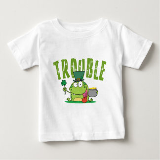 Irish Trouble Baby T-Shirt