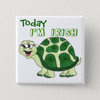 Irish Turtle - Customizable Pin
