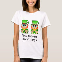 Irish Twins T-Shirt