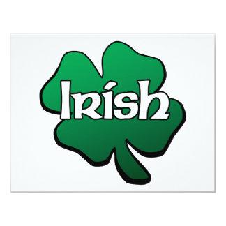 Irish v3 card