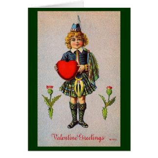 Irish Valentine Card