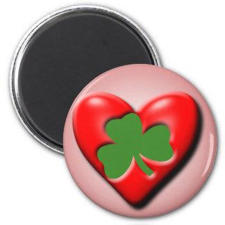 Irish Valentine Fridge Magnet