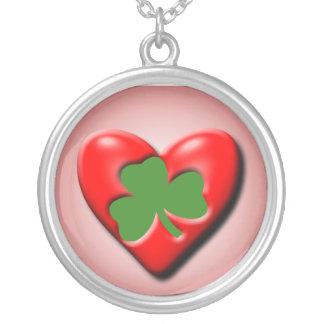 Irish Valentine Pendants