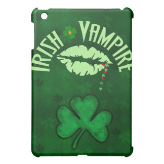 Irish Vampire iPad Mini Cover