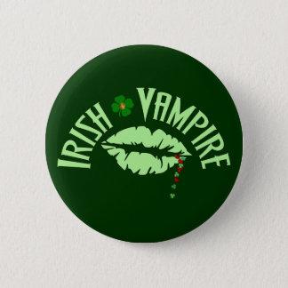 Irish Vampire Pinback Button