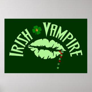 Irish Vampire Poster
