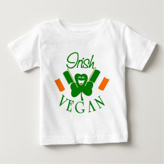 Irish Vegan Baby T-Shirt