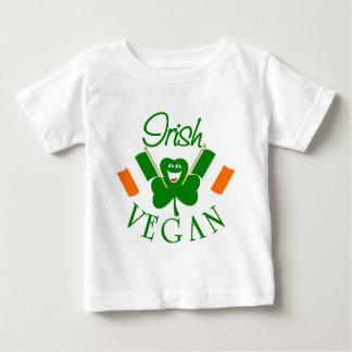 Irish Vegan Baby T-Shirt