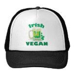 Irish Vegan Hats