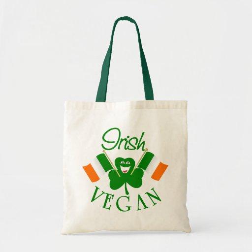 Irish Vegan Tote Bag