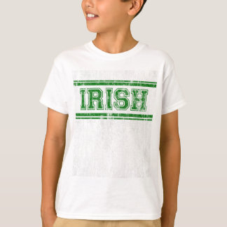 Irish Vintage Varsity DS T-Shirt