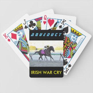 Irish War Cry Bicycle Playing Cards