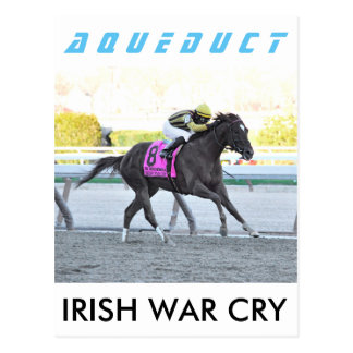 Irish War Cry Postcard