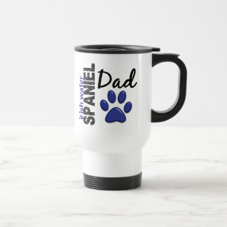 Irish Water Spaniel Dad 2 15 Oz Stainless Steel Travel Mug