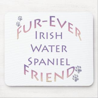 Irish Water Spaniel Furever Mouse Pad