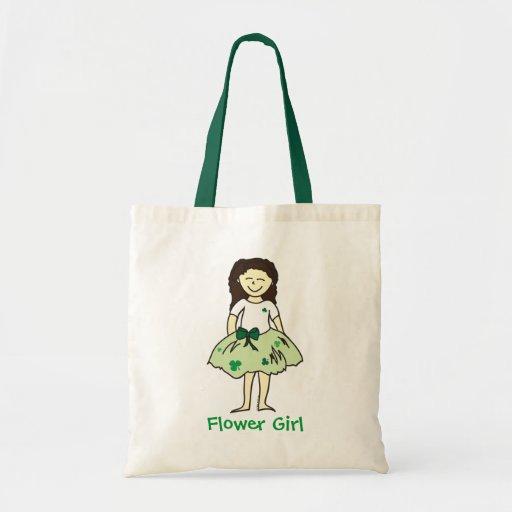 Wedding Gift Bags Ireland : Irish Wedding Flower Girl Gifts Bags Zazzle