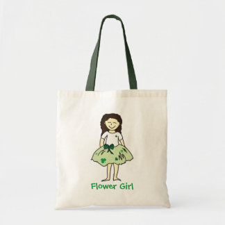 Irish Wedding Flower Girl Gifts Tote Bag