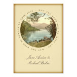 Irish Wedding Lake In Kerry Ireland And Blessing Card at Zazzle